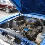 Project car: engine bay