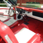 Front interior (passenger side)